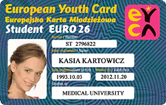 Karta Euro26 Biała Podlaska